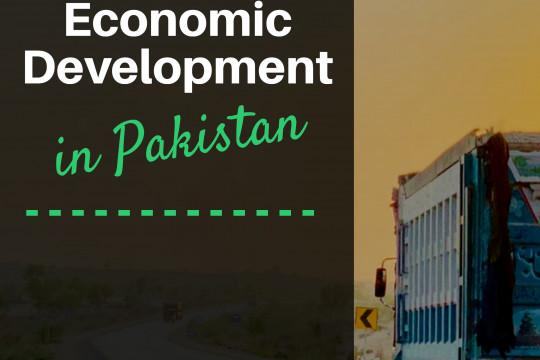 Economic Development in Pakistan
